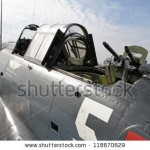 stock-photo-monroe-nc-november-world-war-ii-douglas-dauntless-dive-bomber-on-display-during-warbirds-118670629