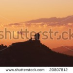 stock-photo-sunset-at-the-top-of-gran-canaria-20807812