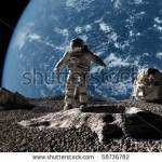 stock-photo-the-astronaut-on-a-background-of-a-planet-58736782