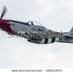 stock-photo-ypsilanti-august-a-p-mustang-makes-a-pass-at-the-thunder-over-michigan-air-show-august-109513970