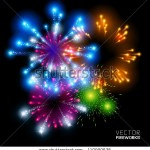 stock-vector-beautiful-vector-fireworks-on-a-black-background-110990636