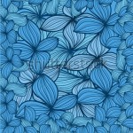 stock-vector-blue-leaves-abstract-background-84095998