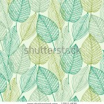 stock-vector-decorative-ornamental-seamless-spring-pattern-endless-elegant-texture-with-leaves-tempate-for-132114839