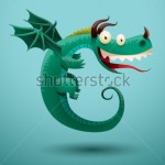 stock-vector-funny-flying-dragon-vector-105233837