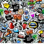 stock-vector-graffiti-seamless-texture-with-social-media-signs-and-other-shiny-icons-vector-140014255