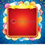 stock-vector-happy-birthday-card-template-blank-colorful-background-for-your-text-74907232