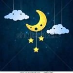 stock-vector-moon-clouds-and-stars-sweet-dreams-wallpaper-175437260
