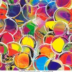stock-vector-rainbow-seamless-pattern-with-grunge-circles-and-stripes-124076116