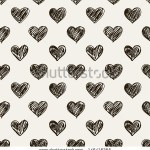 stock-vector-seamless-pattern-casual-polka-dot-texture-stylish-print-with-hand-drawn-hearts-146416265
