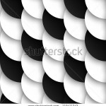 stock-vector-seamless-pattern-of-black-and-white-circles-with-drop-shadows-vector-illustration-119411242