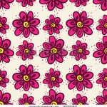 stock-vector-seamless-pattern-with-pink-flower-on-light-background-167925041