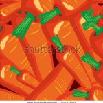 stock-vector-seamless-wallpaper-for-holiday-packages-featuring-vegetable-sweet-carrots-124902704