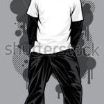 stock-vector-urban-male-tshirt-model-vector-illustration-of-a-young-urban-male-model-posing-in-a-white-t-shirt-112448657