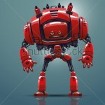 stock-vector-vector-red-robot-162391535